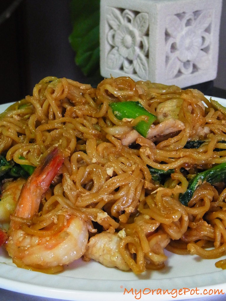 Mama   s Mie Goreng SpecialMie Goreng Special