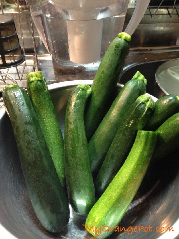 Zucchini overload!