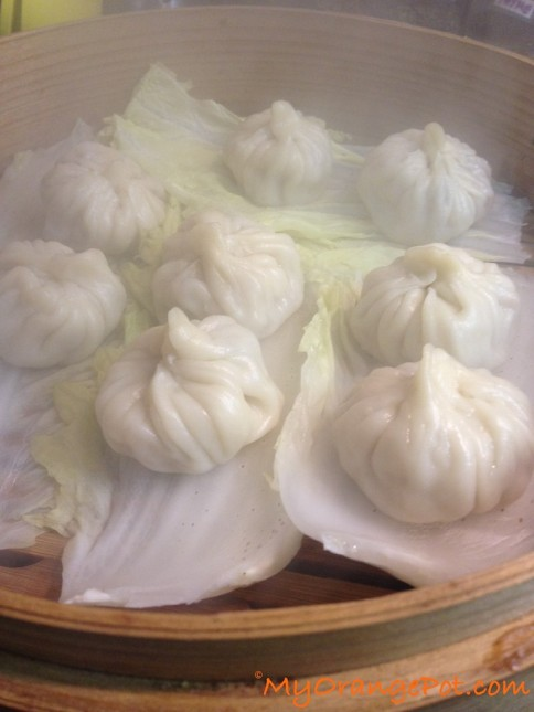 Xiao Long Bao, ready to go